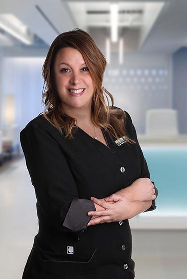 Chantal Larose Assistante